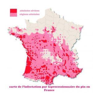 carte-france-chenilles-processionnaire