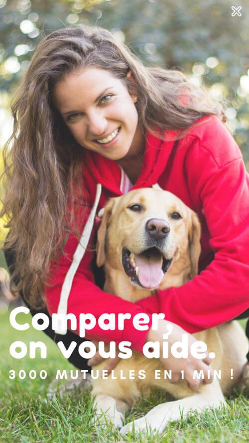 comparer remboursement castration chien